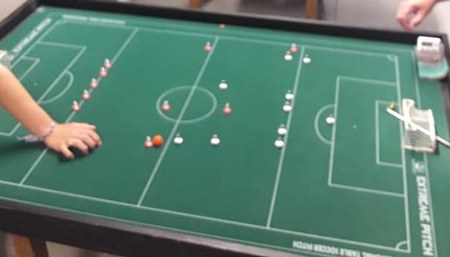 Tournoi national de Subbuteo (Bande)