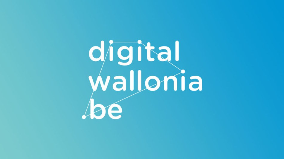 DigitalWallonia Logo